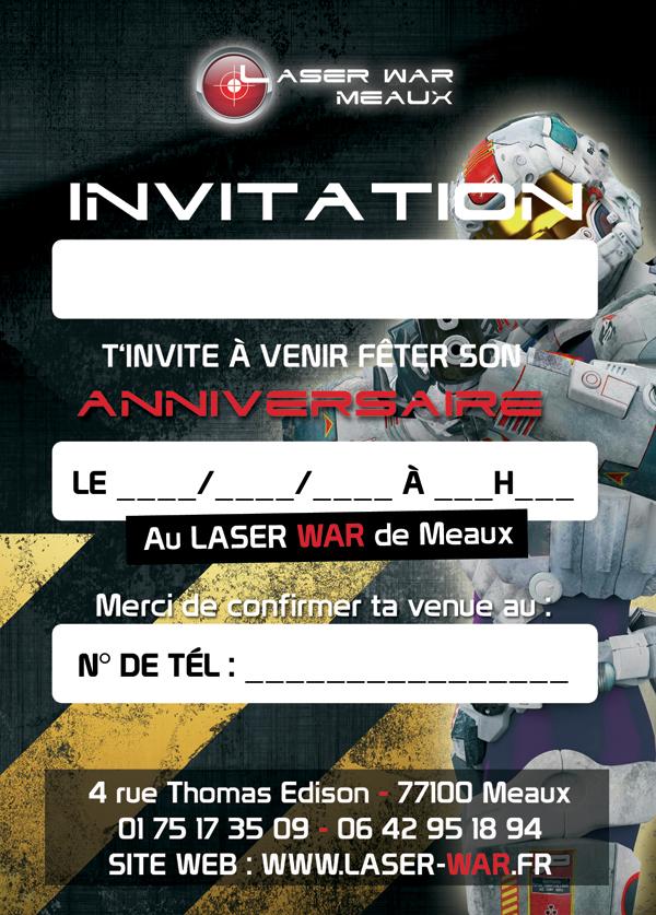 Connu Téléchargement | Laser War RU21
