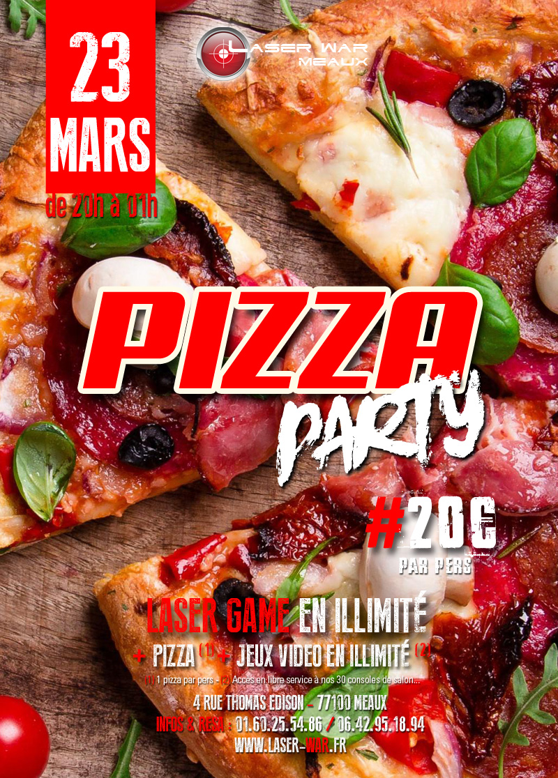 PIZZAPartyMars19