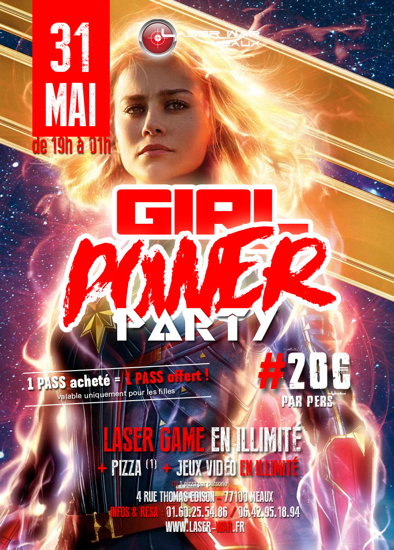 GirlPowerMai19