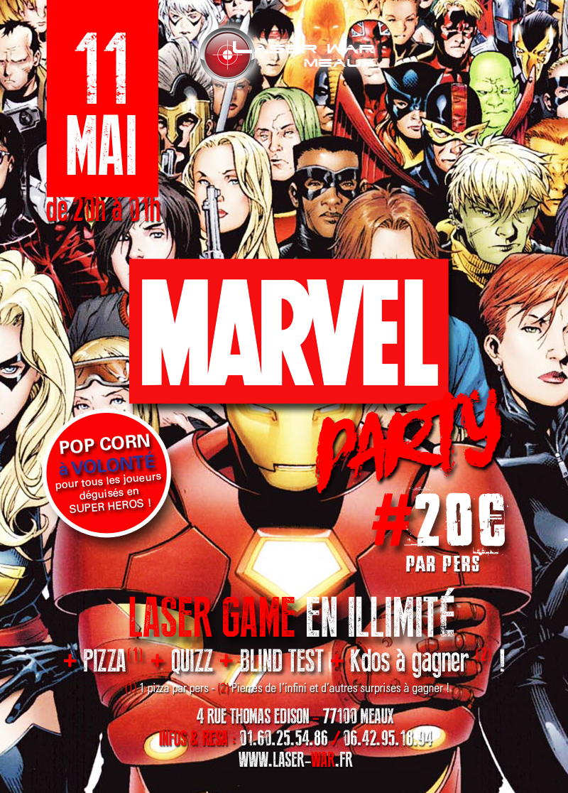 MarvelParty