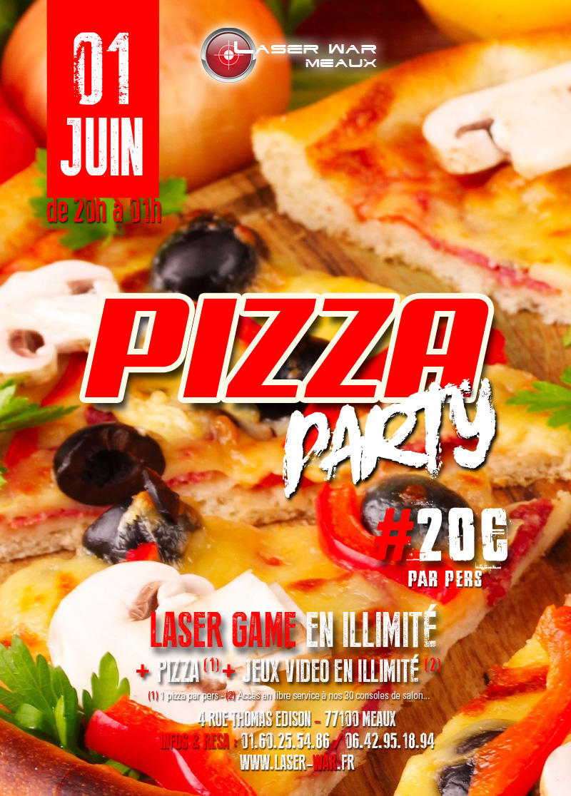 PIZZAPartyJuin19