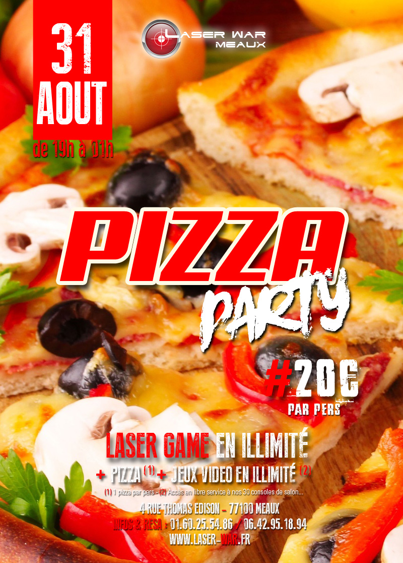 PIZZAPartyAout19