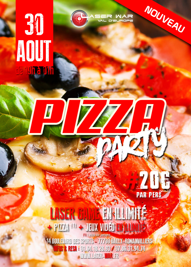 PizzapartyaoutBailly
